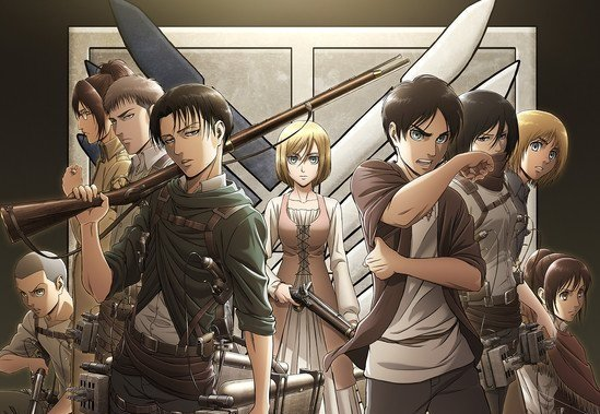 Attack on Titan 3