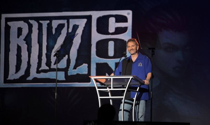 מייק מורהיים, נשיא בליזארד לשעבר