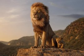 מלך האריות 2019
