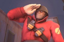 team fortress soldier rick may