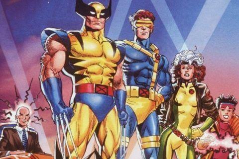 אקס-מן סדרת האנימציה